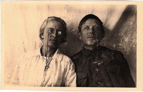 Фотокартки С. Петлюри, якому 10 травня (за ст.ст.) 1919 р. виповнилося 40 років.